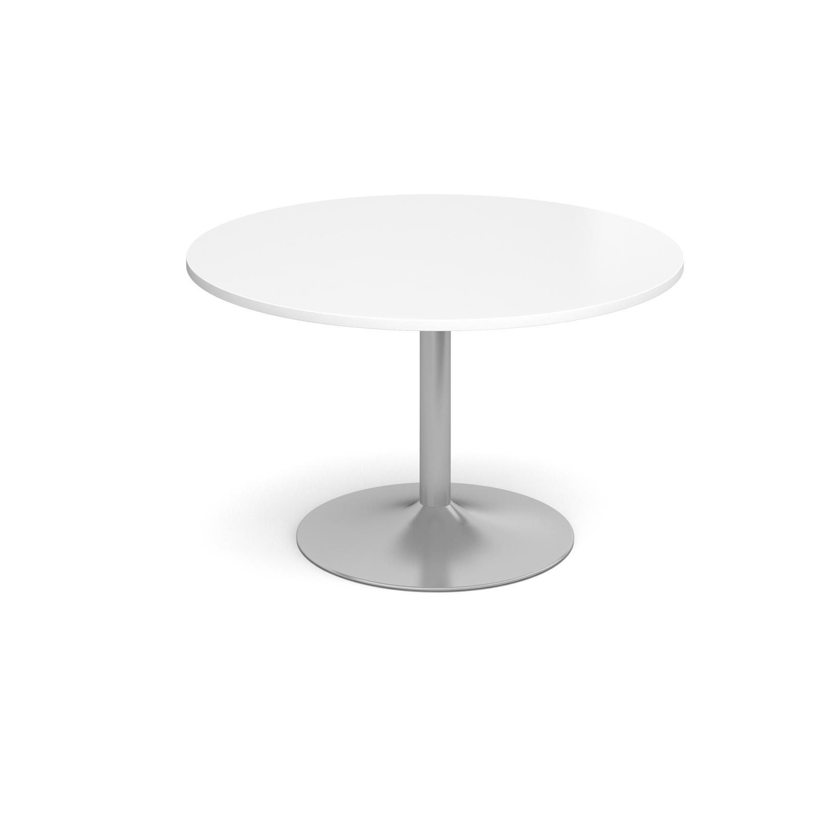 Trumpet Base Circular Boardroom Table