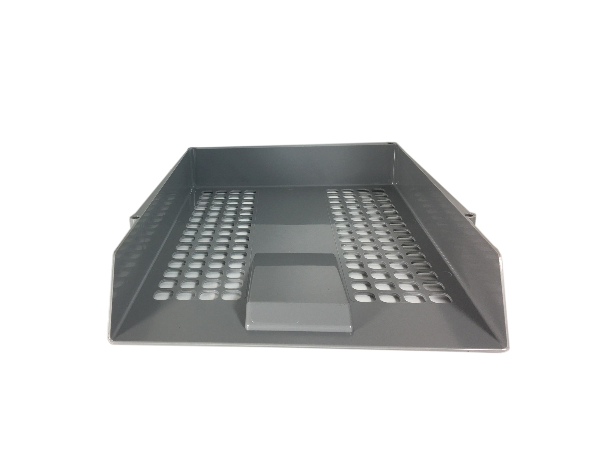 Letter Trays ValueX Deflecto Letter Tray Grey