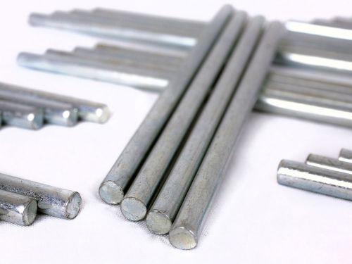 ValueX Deflecto Metal Riser Rods 115mm (Pack 4)