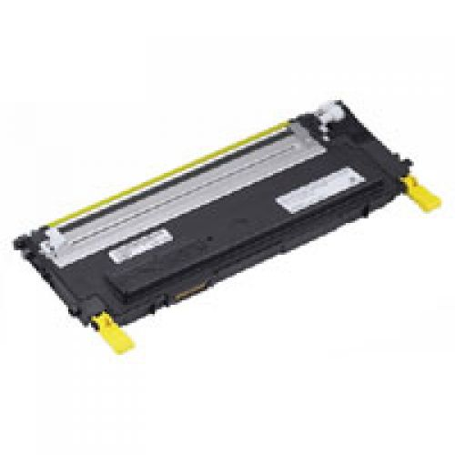 Dell 59310496 Yellow Toner 1K