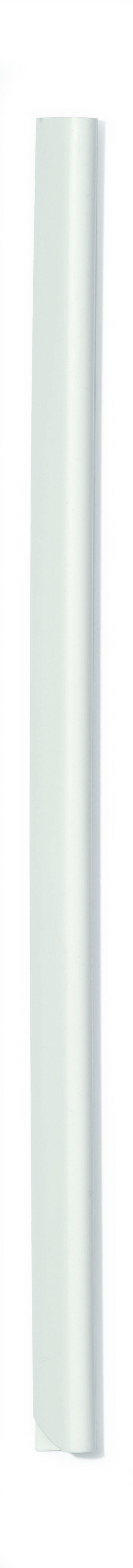 Durable Spine Bar A4 6mm White 290102 (PK100)
