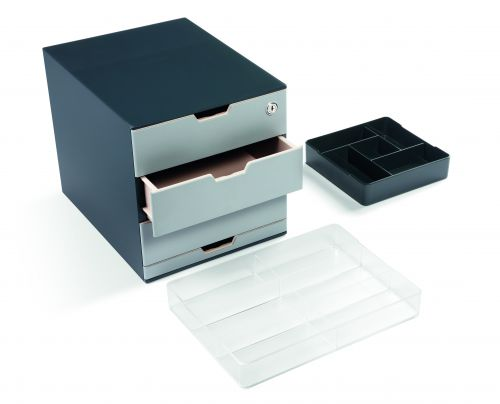 Durable Coffee Point Box Charcoal Set