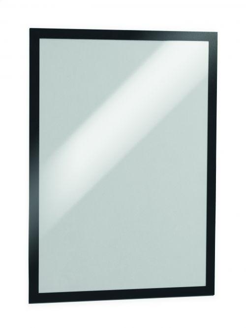 DURAFRAME Self Adhesive A3 Black Pk6