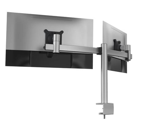 Durable Monitor mount for 2 screens Desk clamp
