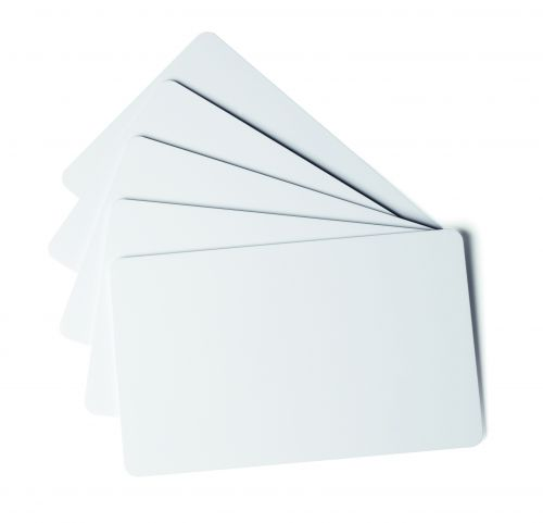 Durable Duracard Light Blank Cards 0.50mm thick