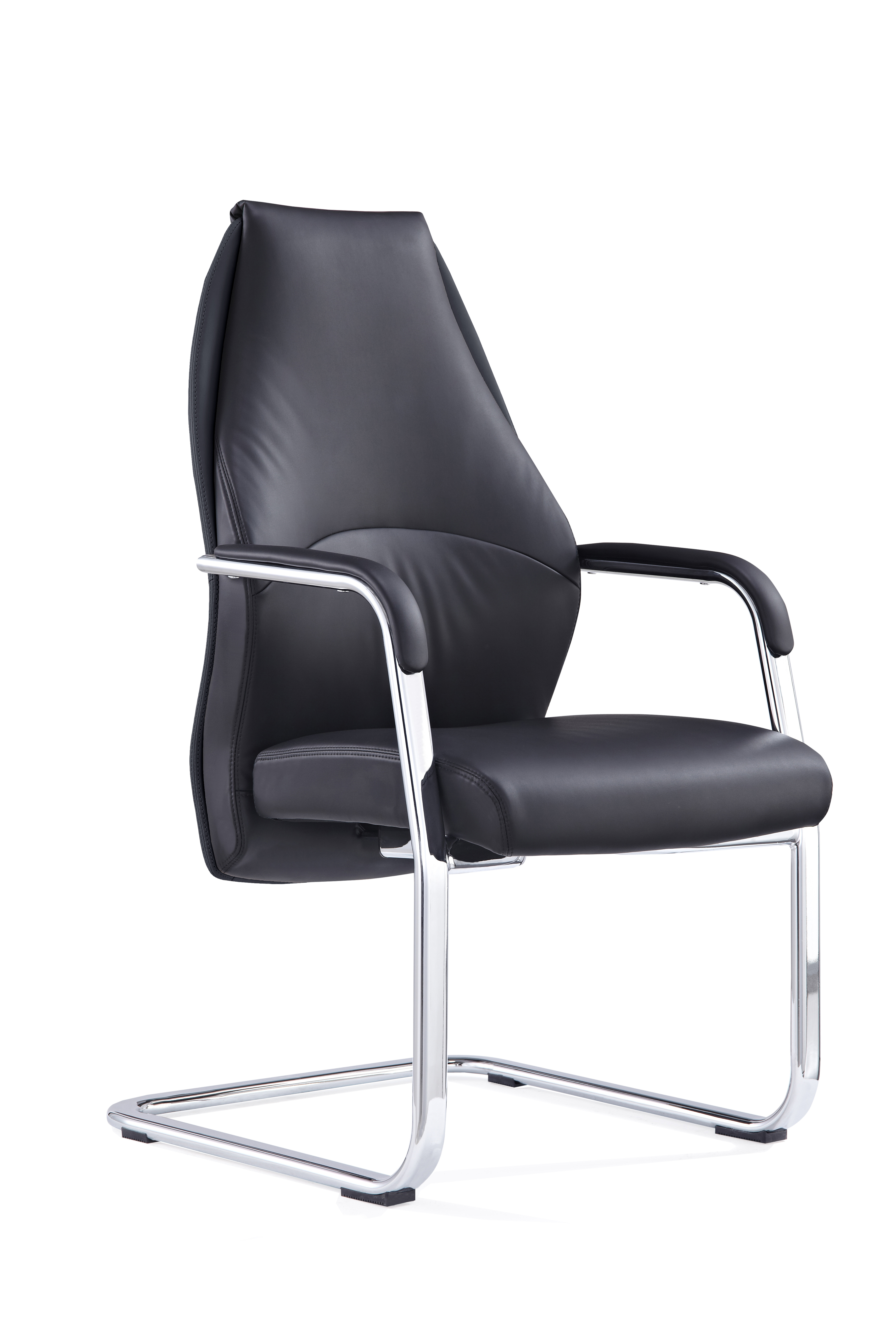 Mien Black Cantilever Chair BR000211