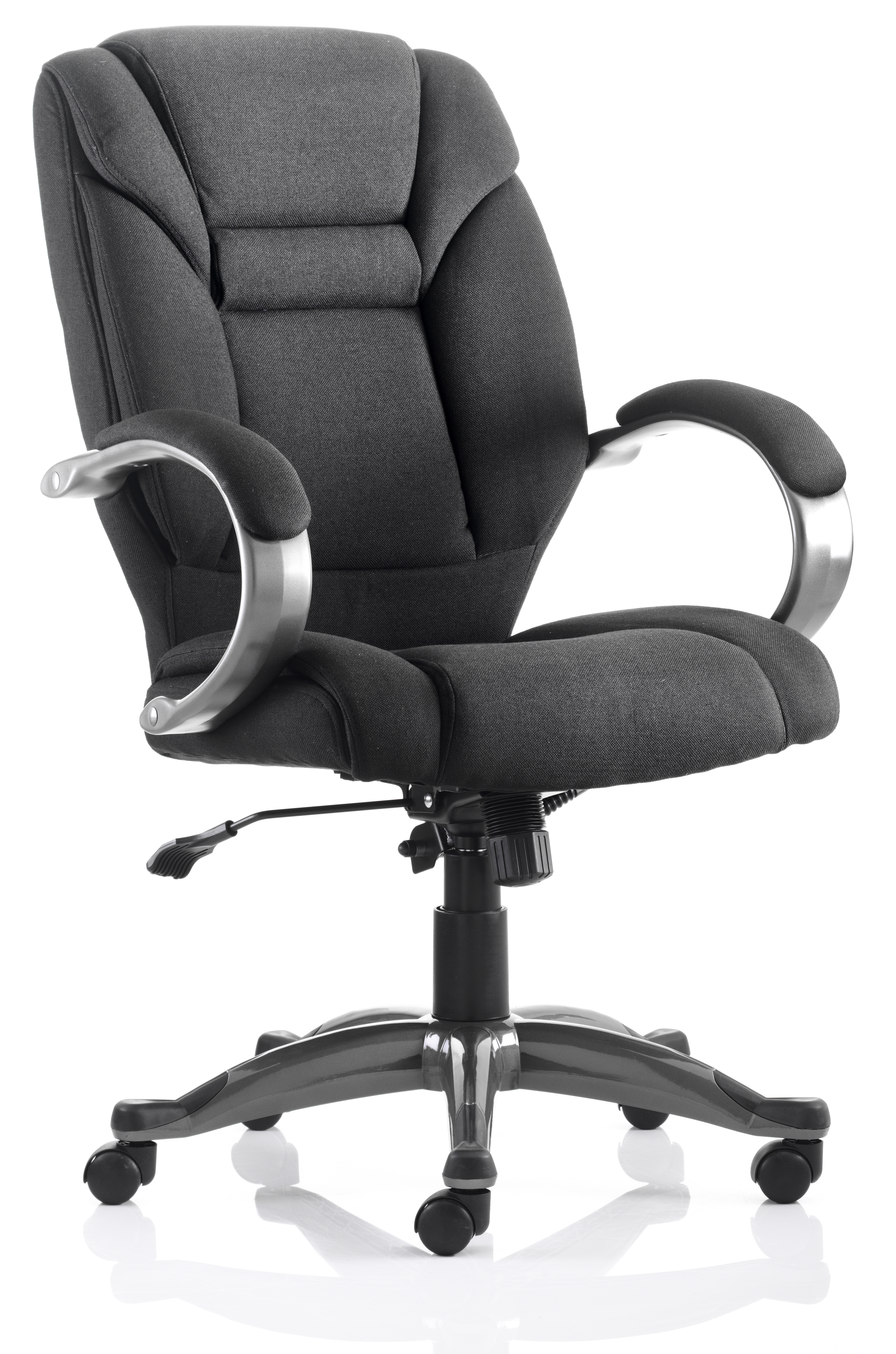 Executive Chairs Galloway Executive Chair Black Fabric EX000030