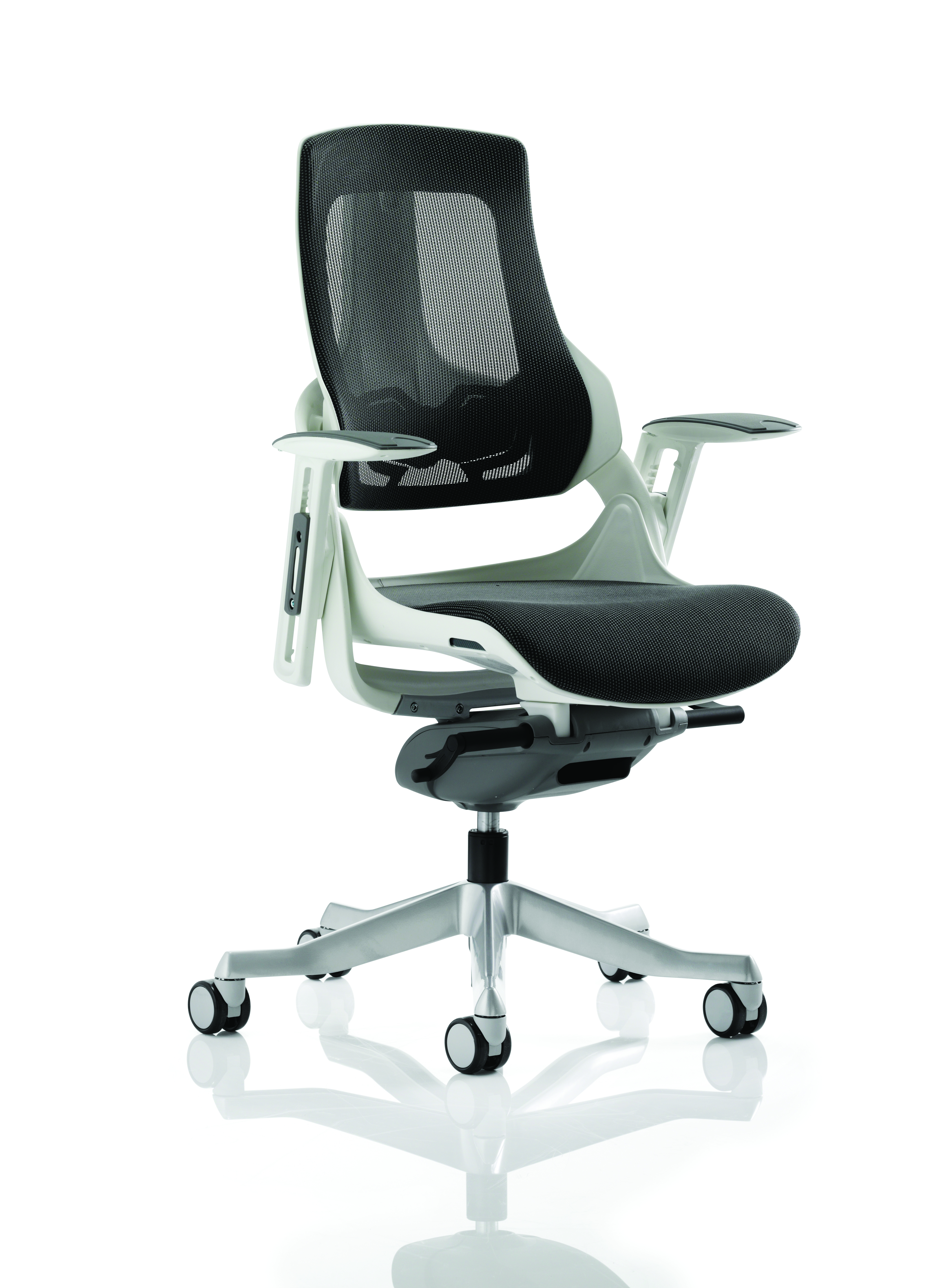 Executive Chairs Zure Charcoal Mesh With Arms EX000111