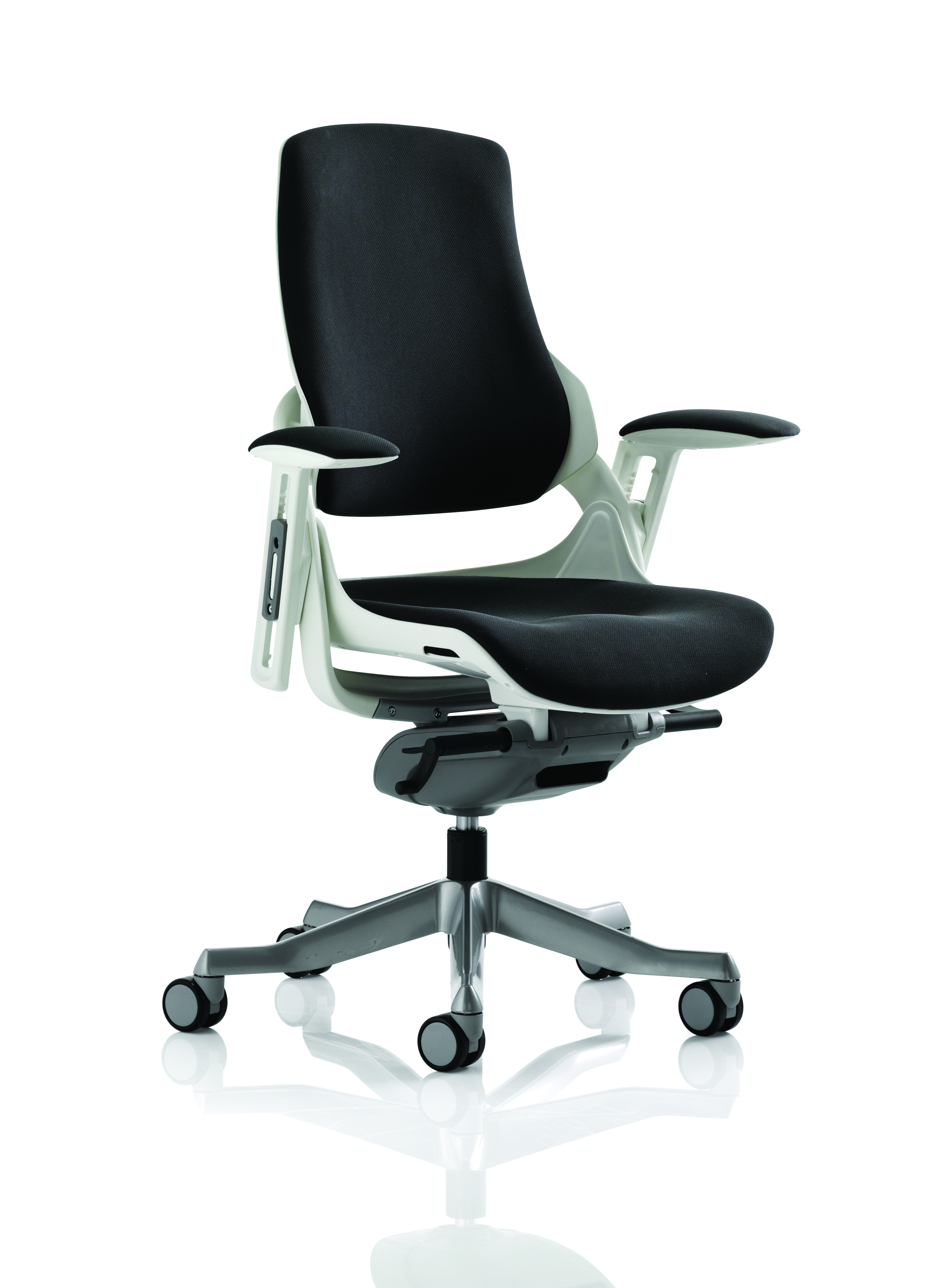 Executive Chairs Zure Black Fabric With Arms EX000114