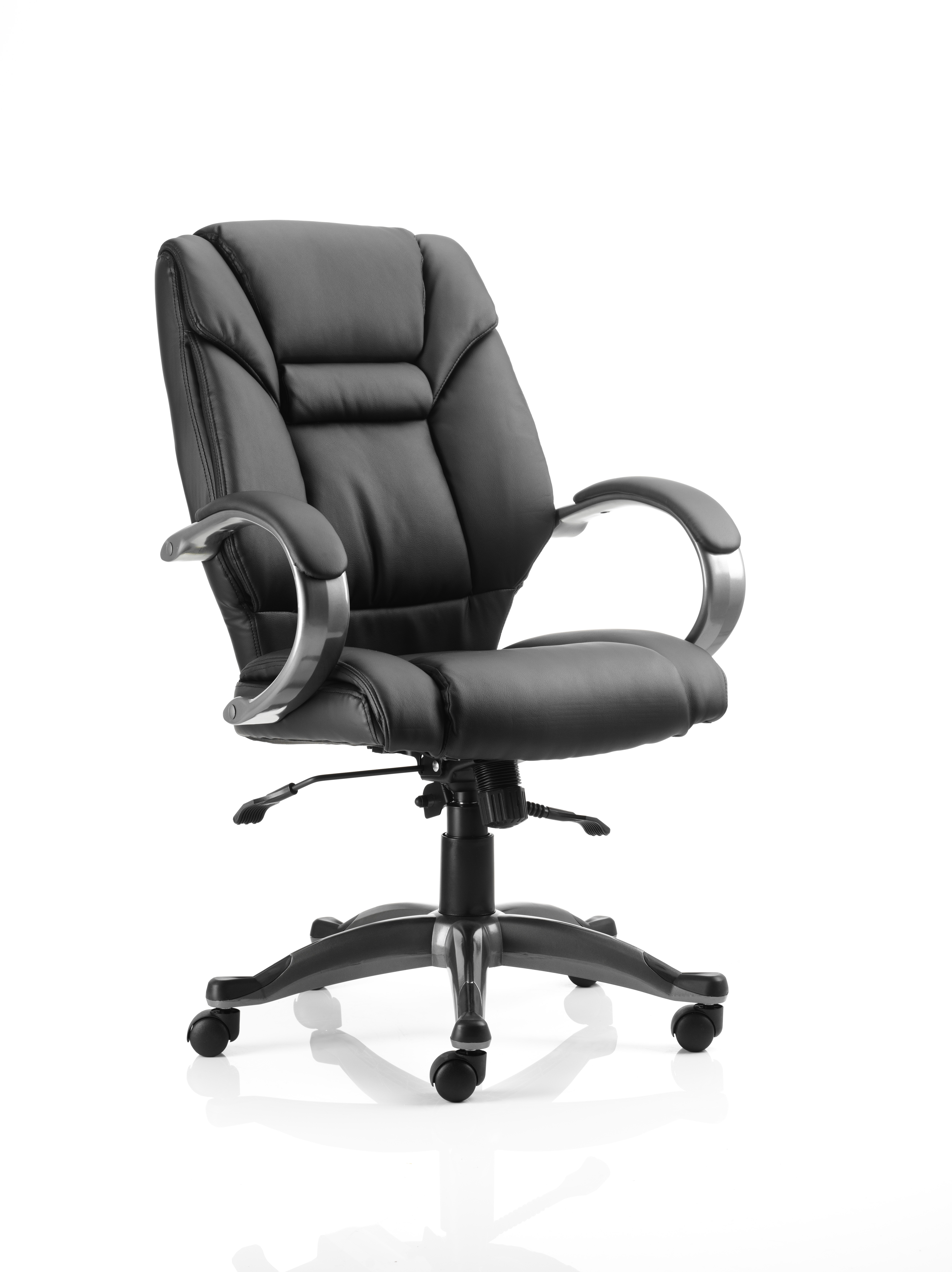 Executive Chairs Galloway Executive Chair Black Leather EX000134