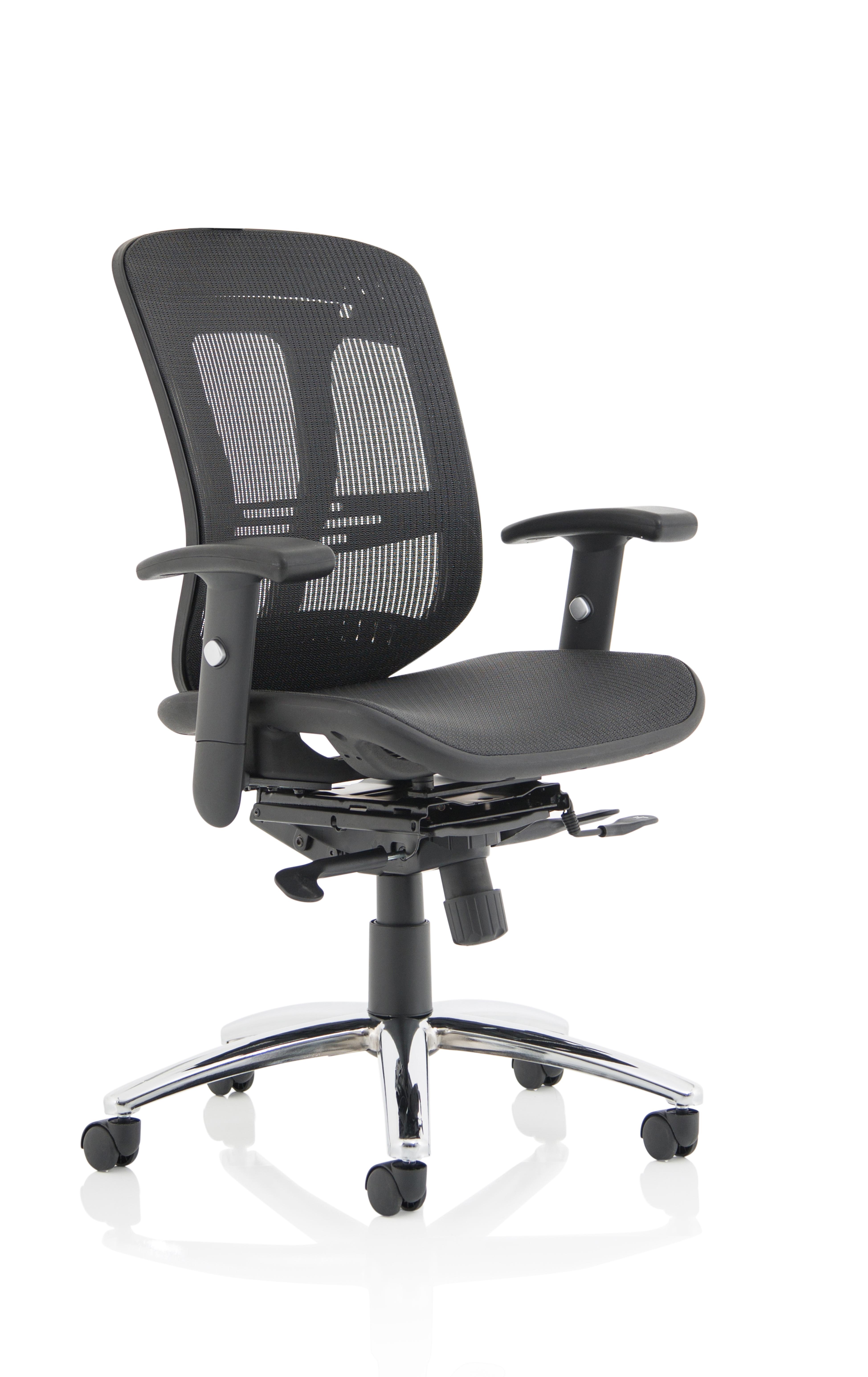 Executive Chairs Mirage II Executive Chair Black Mesh EX000162