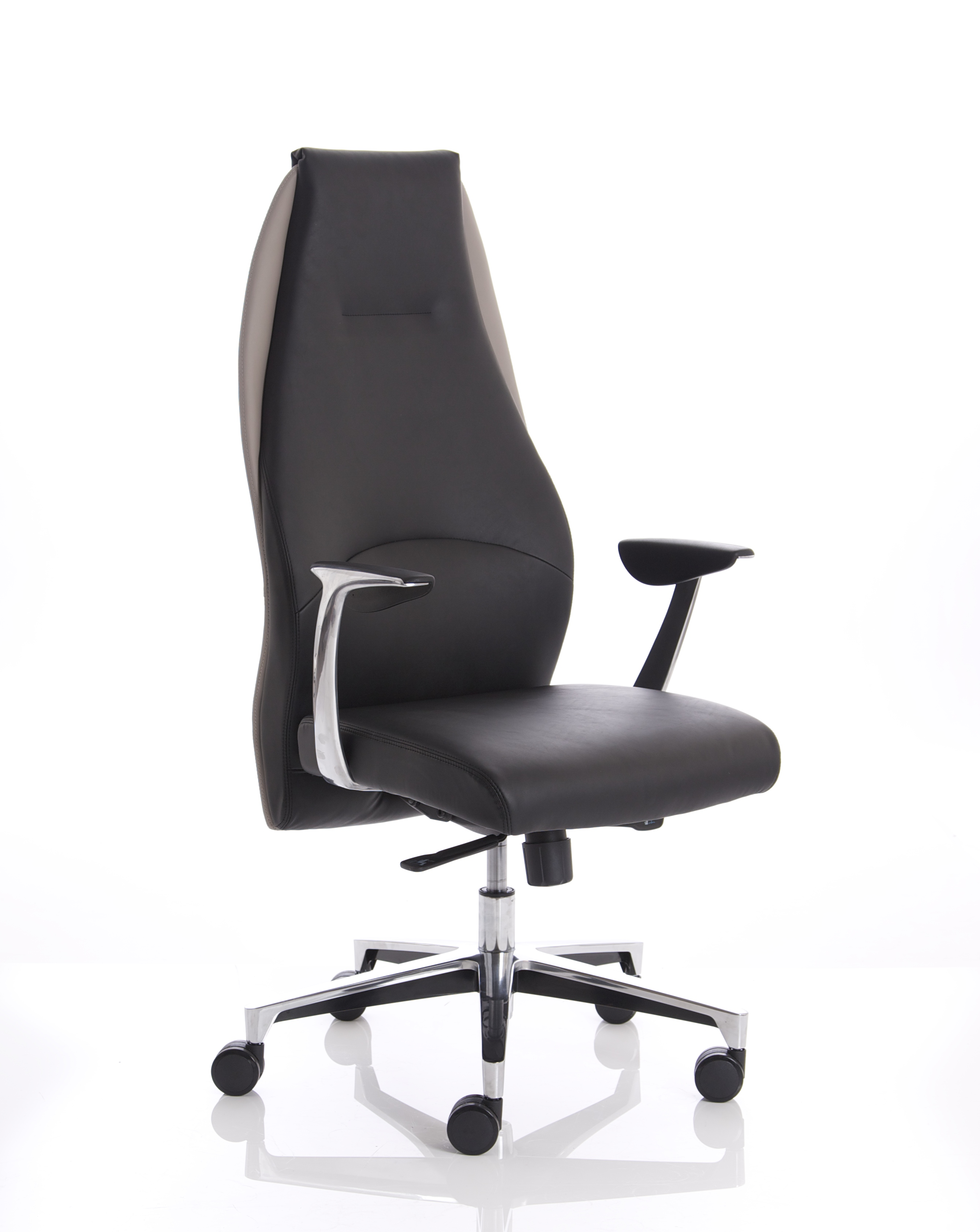 Executive Chairs Mien Black and Mink Executive Chair EX000183