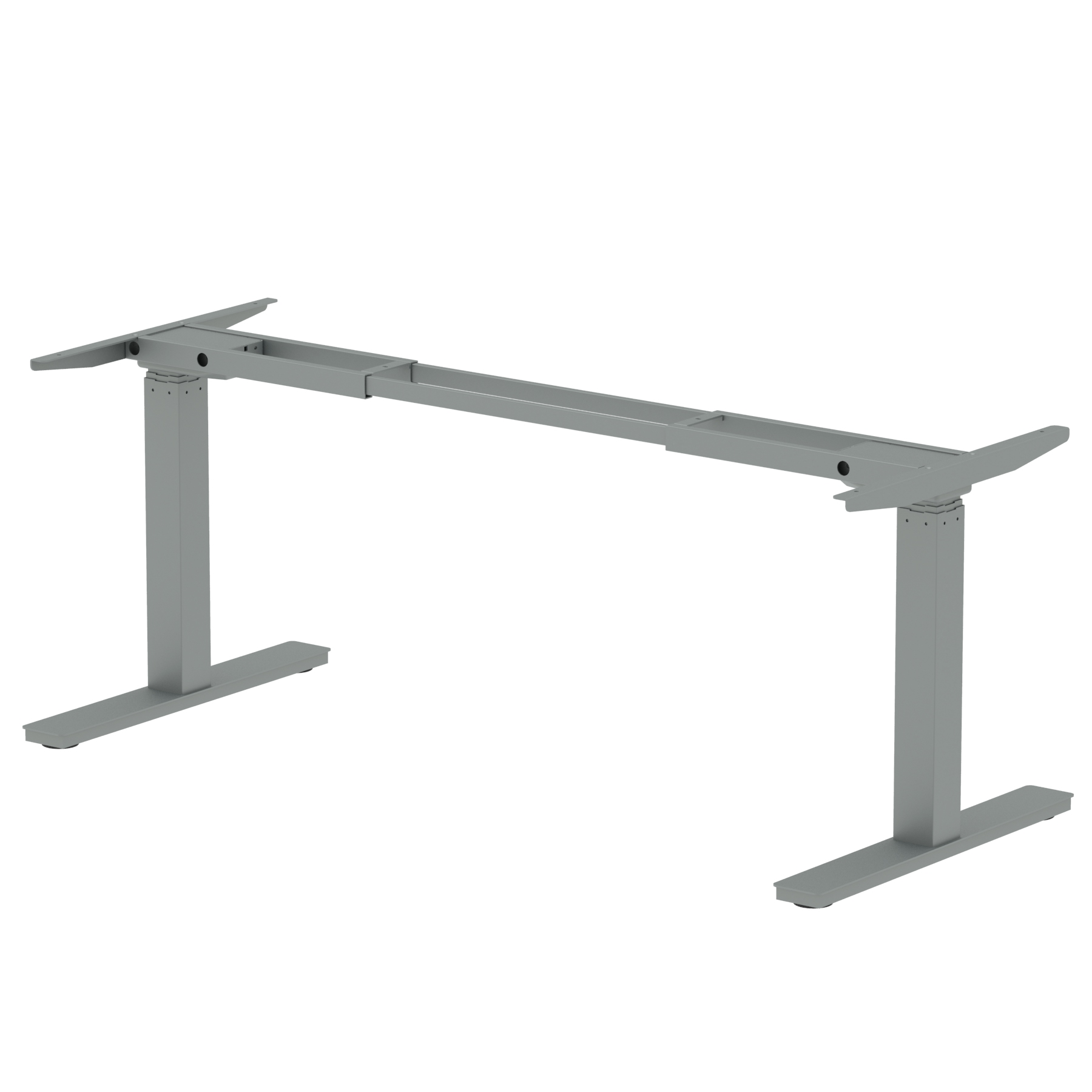 Air Height Adlustable Leg Pack Silver