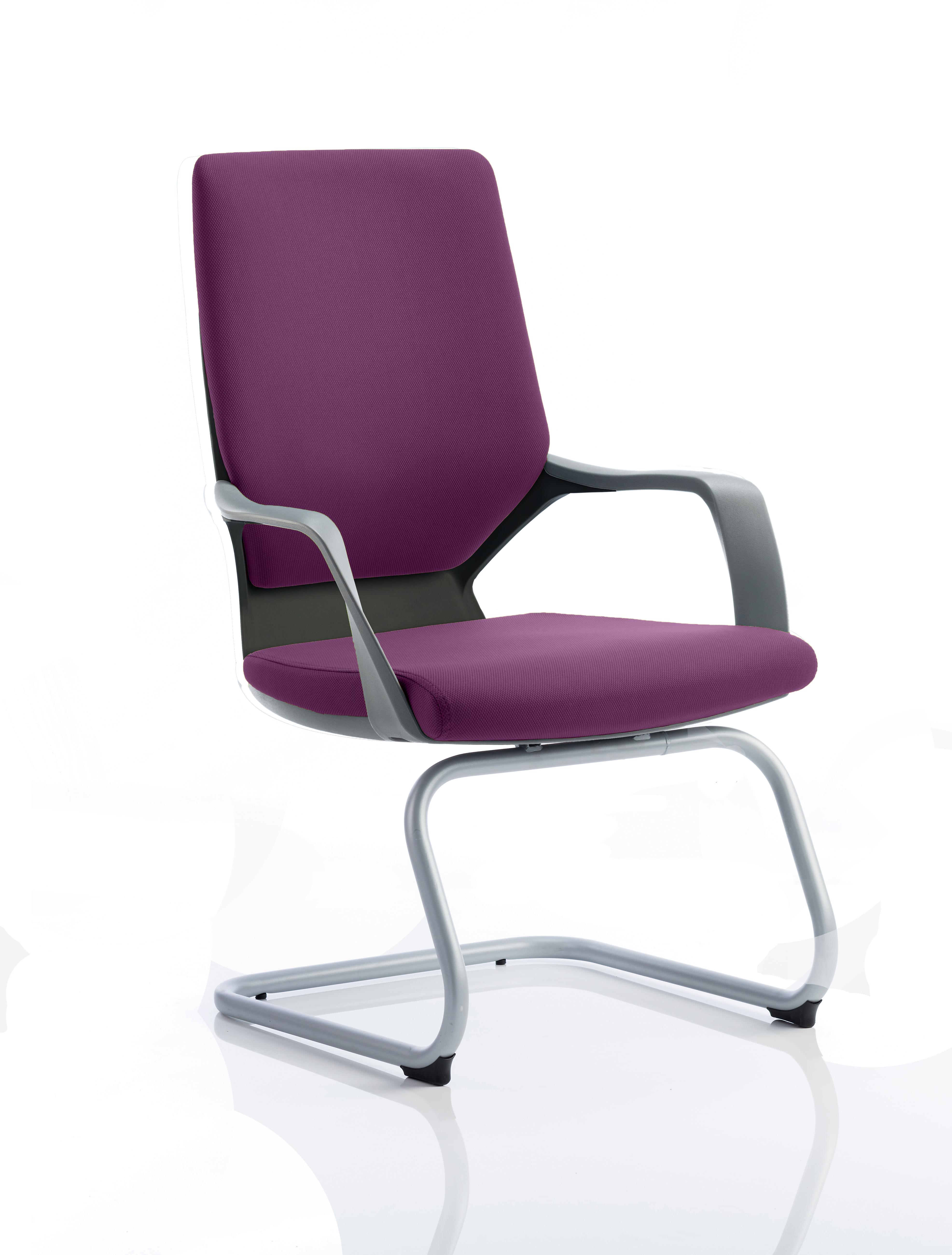 Xenon Visitor Black Shell Bespoke Colour Tansy Purple