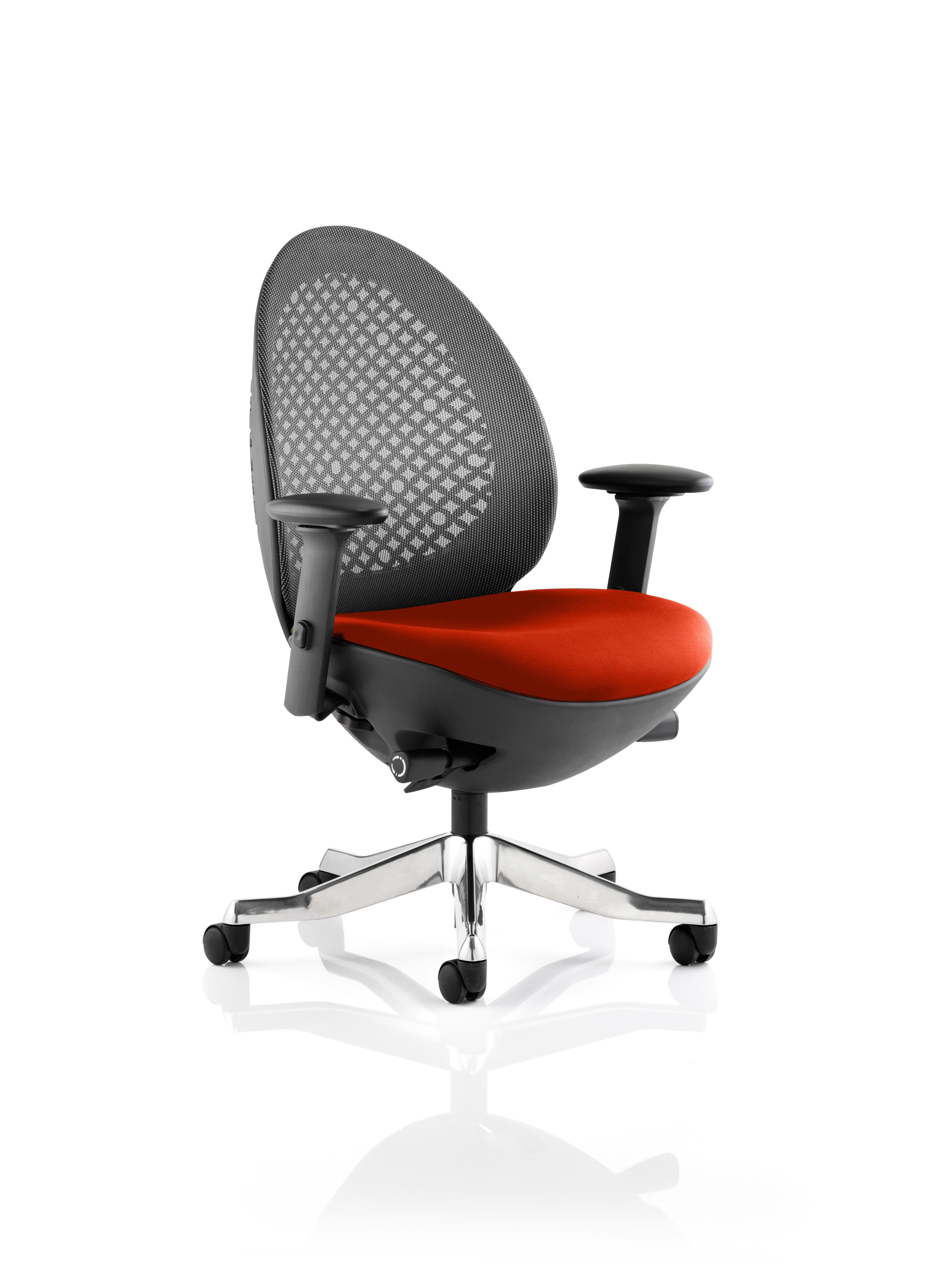 Revo Bespoke Colour Seat In Tabasco Red