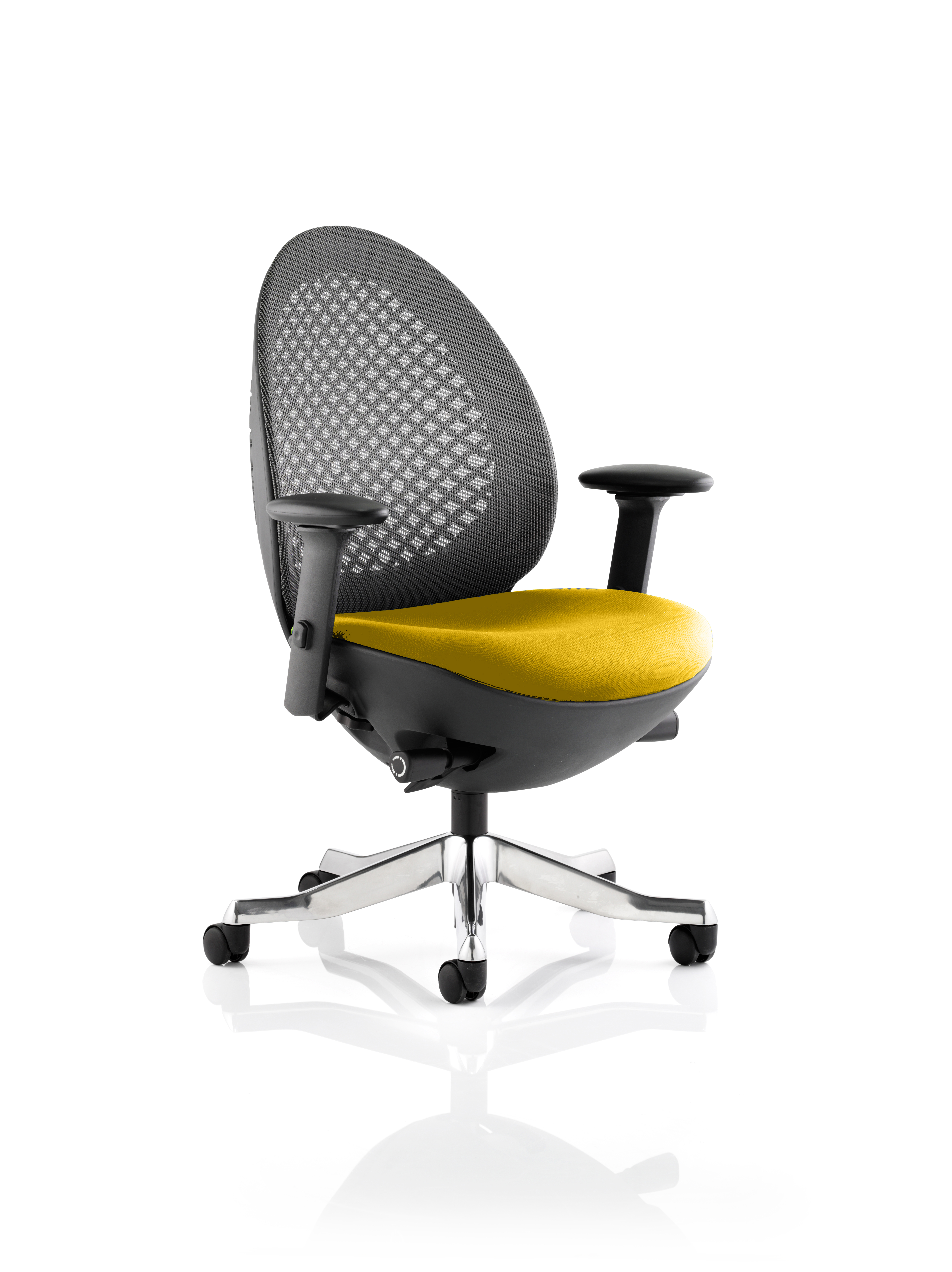 Revo Bespoke Colour Seat In Senna Yellow