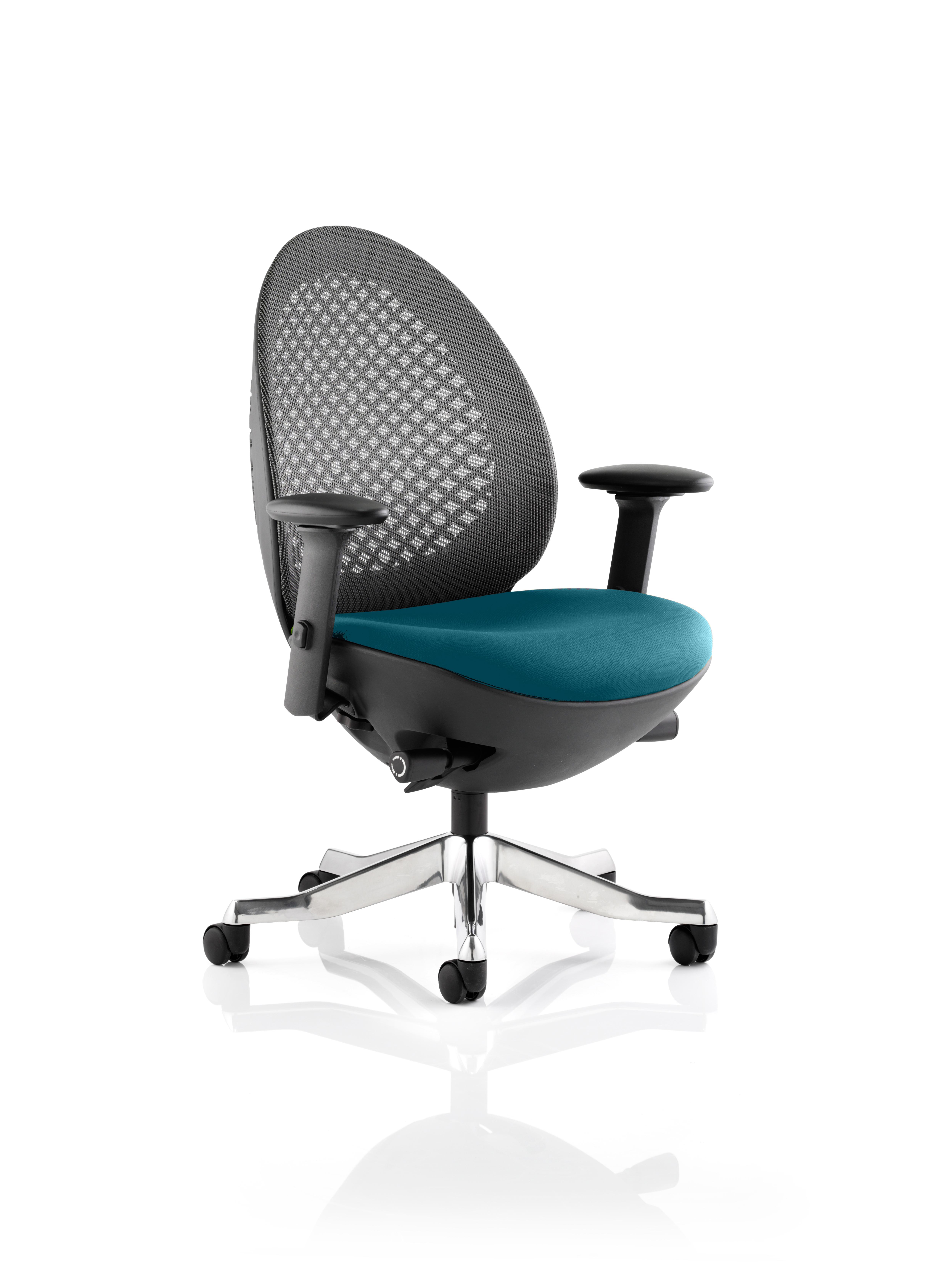 Revo Bespoke Colour Seat In Maringa Teal