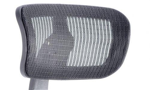 Mirage II Headrest Black Mesh Only