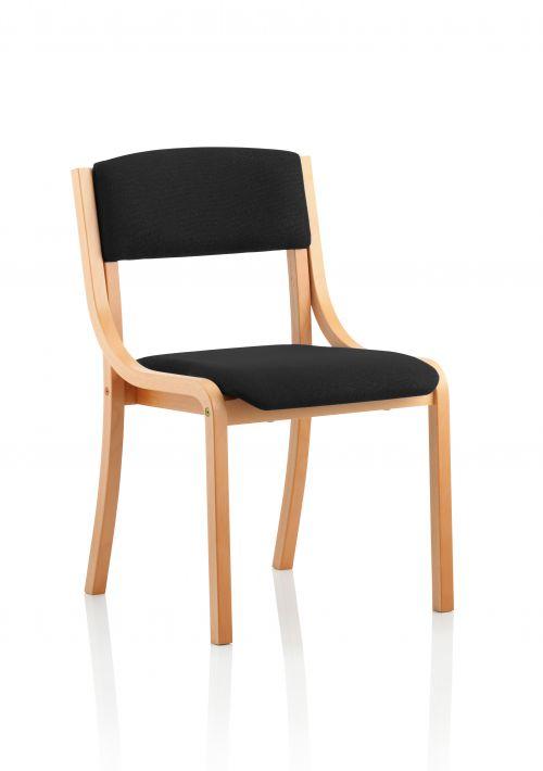 Madrid Visitor Chair Black BR000086