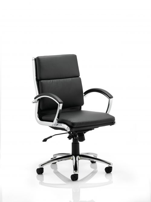 Classic Executive Chair Medium Back Black EX000010