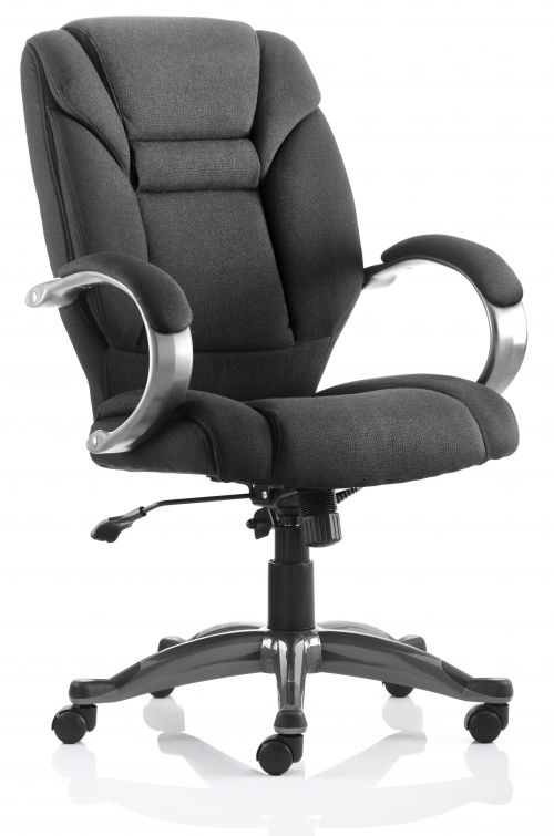 Galloway Executive Chair Black Fabric EX000030