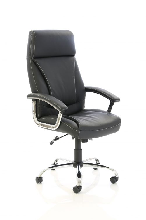 Penza Executive Black Leather Chair EX000185