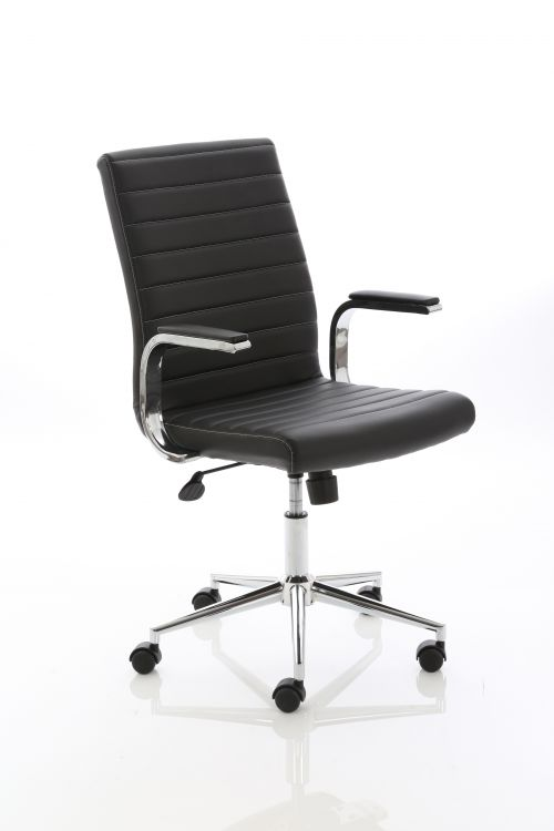 Ezra Executive Black Leather Chair EX000188