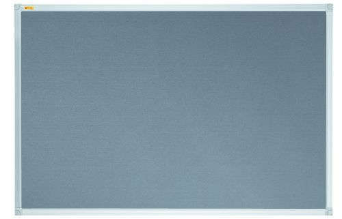 Felt Pin Board X-tra!Line® 240x120cm Grey