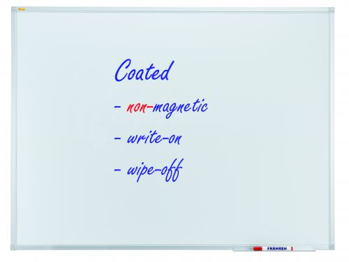 Whiteboard X-tra!Line® 240 x 120cm Non Magnetic