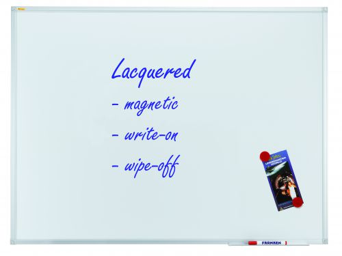 Whiteboard X-tra!Line 240 x 120cm Lacquered Steel