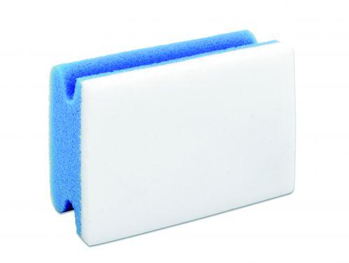 Whiteboard Sponge X-Wipe! 7 x 4.5 x 9.5cm 2 Pieces