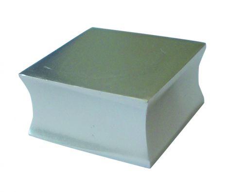 20x20x10mm Aluminium Magnet Pack 1
