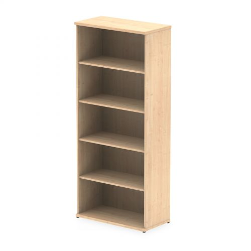 Impulse 2000 Bookcase Maple