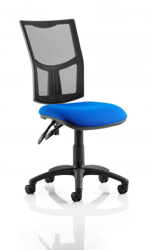 Eclipse Plus II Mesh Chair Blue KC0168