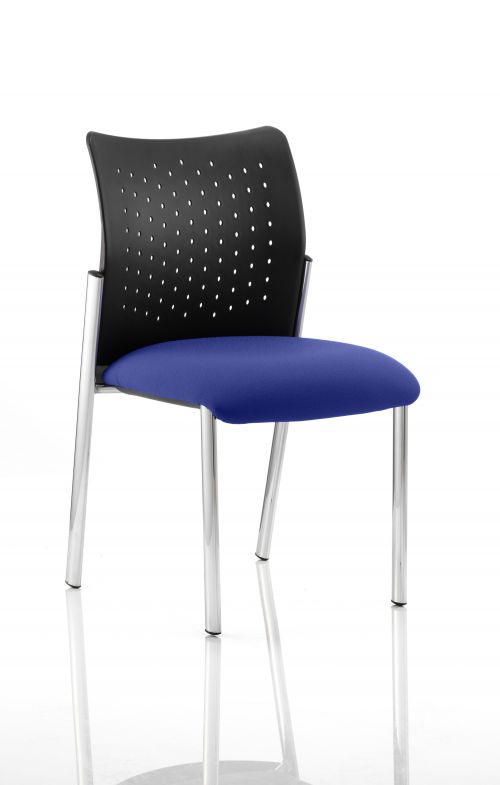 Academy Bespoke Colour Seat Without Arms Admiral Blue