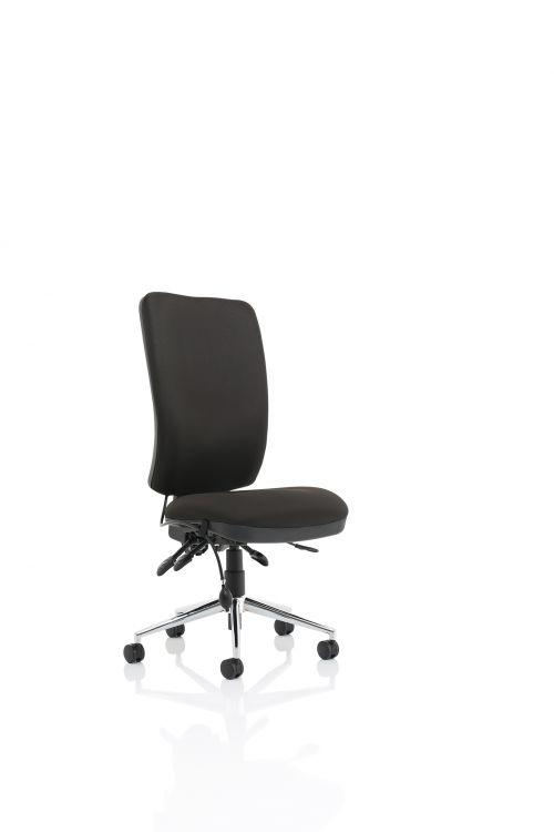 Chiro High Back Chair Black OP000245