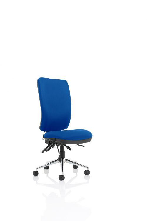 Chiro High Back Chair Blue OP000246