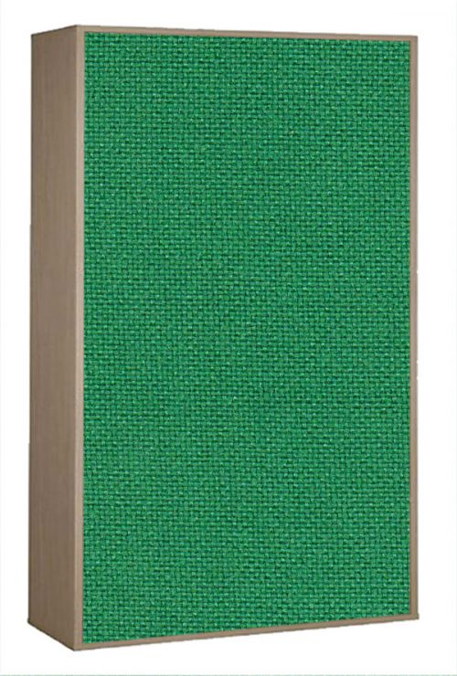 Impulse Plus Oblong 1516/756 Impulse Acoustic Baffles Palm Green Fabric