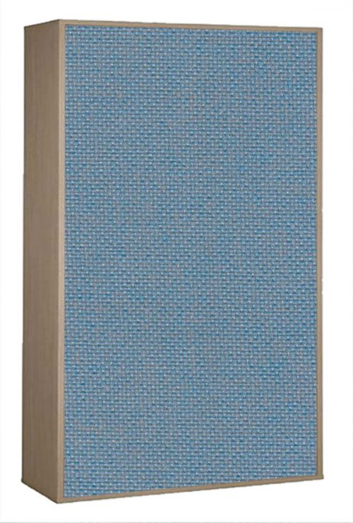 Impulse Plus Oblong 1516/756 Impulse Acoustic Baffles Sky Blue Fabric