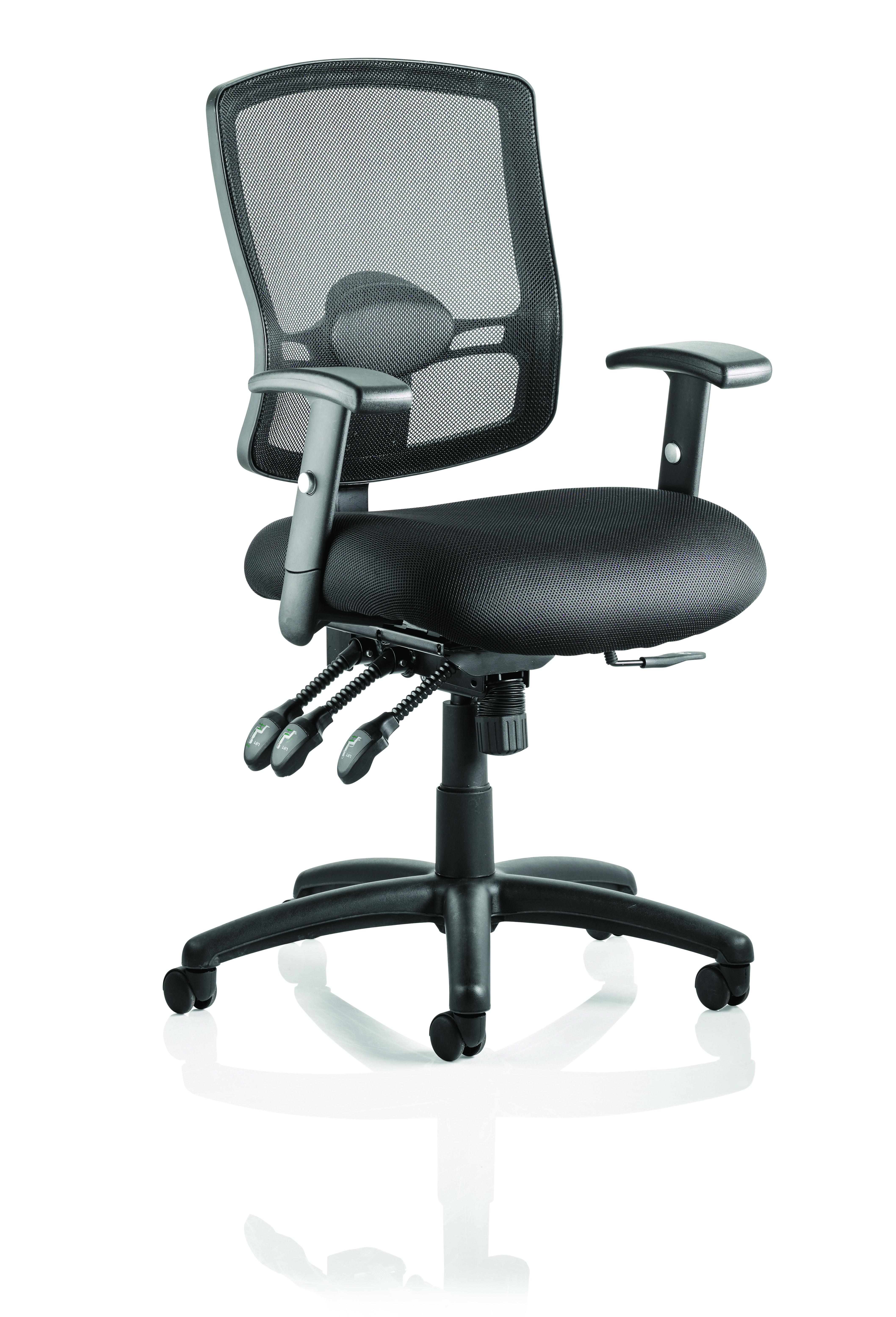 Desk Chairs Portland III Chair OP000110