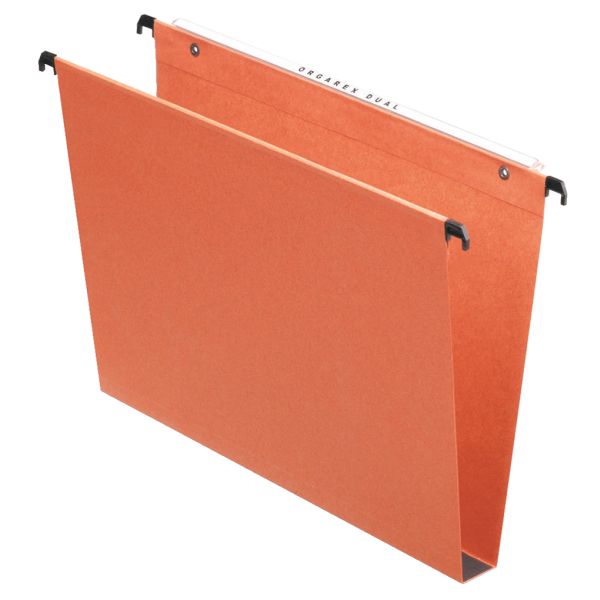 Esselte Orgarex KoriVert Suspension File Foolscap 30mm Ref 10403 [Pack 50]