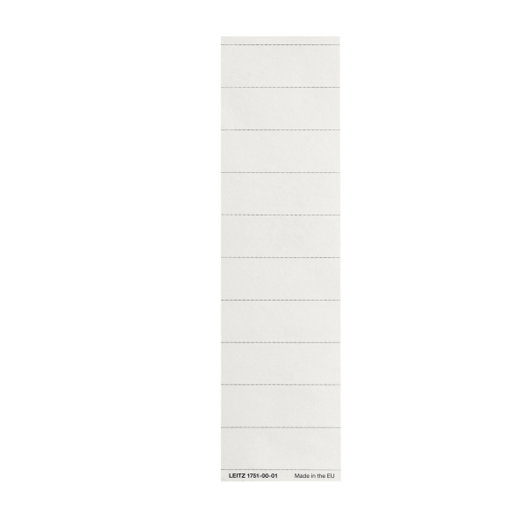 Inserts Leitz Ultimate Suspension File Insert White 17510001 (PK100)