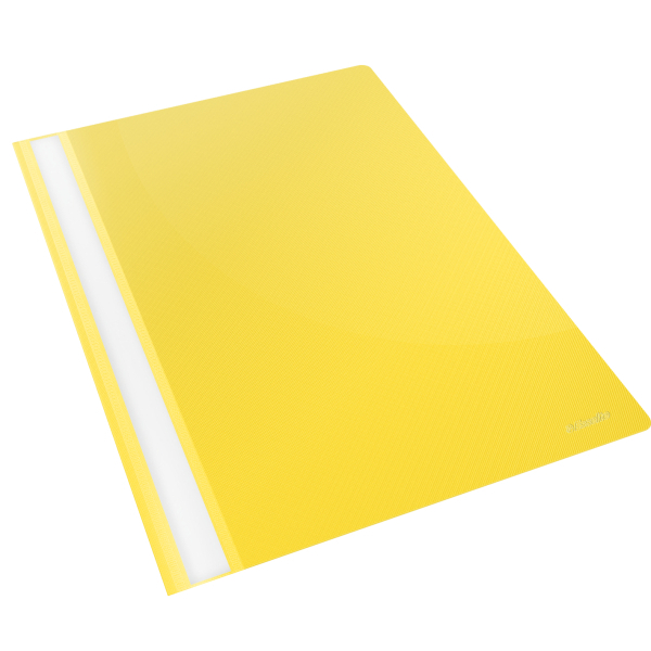 Esselte Vivida Report File A4 Yellow 28318 (PK25)