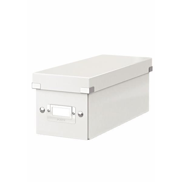 Leitz Click & Store CD Storage Box White