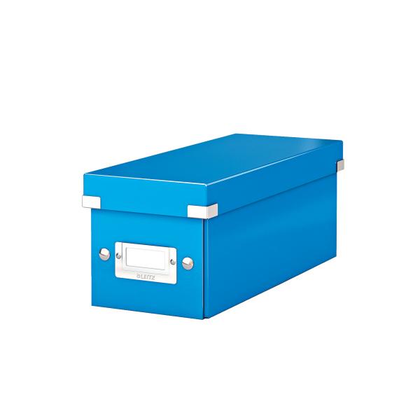 Leitz Click & Store CD Storage Box Blue