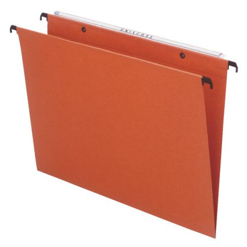 Esselte Orgarex Suspension File Foolscap Orange 10402 (PK50)