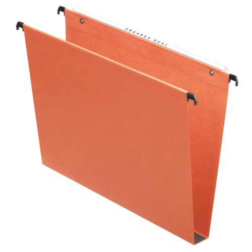 Esselte Orgarex Suspension File F/S Orange 10403 (PK50)