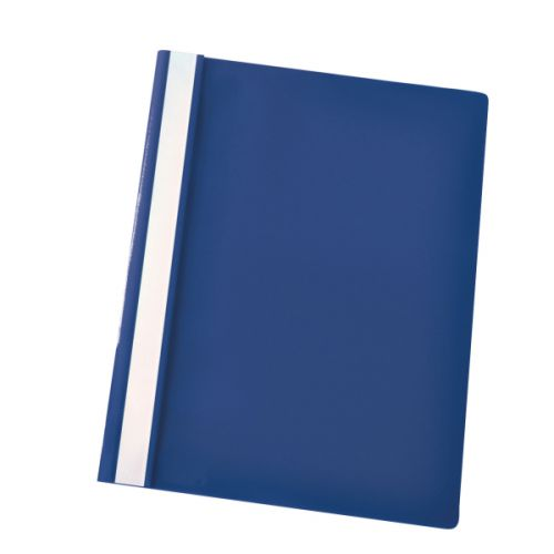 Esselte Plastic Report File Dark blue PK25