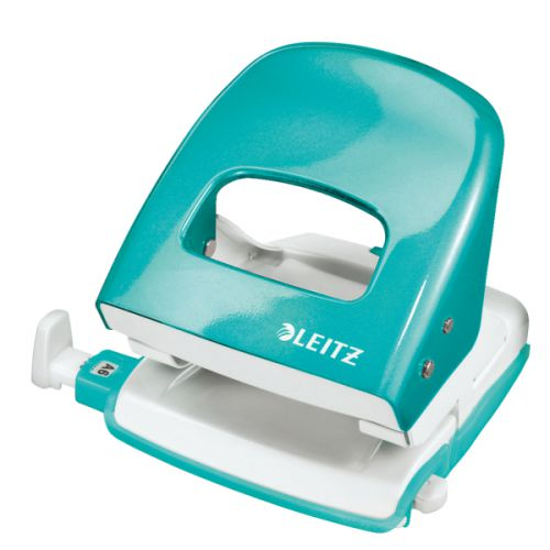 Leitz NeXXt WOW Hole Punch 3mm 30 Sheet Ice Blue Ref 50081051[REDEMPTION] Apr-Jun20