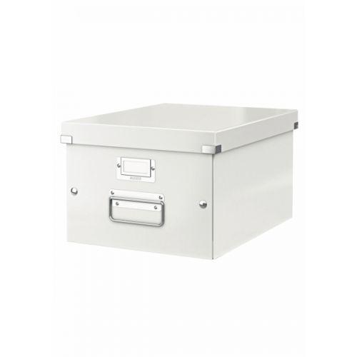 Leitz Click Store Medium Storage Box White 60440001